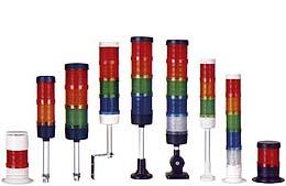 LED Warnleuchtsäuen von NLD Electronic GmbH