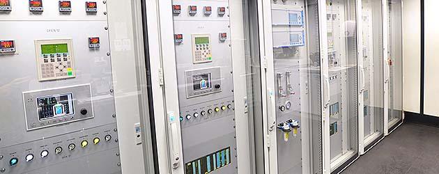 LED Signalleuchten zum Frontplatteneinbau von NLD